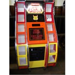 FLAMIN FINGER PRIZE REDEMPTION GAME NAMCO TB Item is in used condition. Evidence of wear and