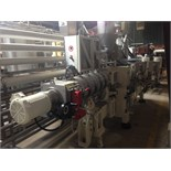 Clextral BC-45 Extruder, S/N 16201 98, Previously Produced 300 Lb/Hr in Trials (Located in Michiga