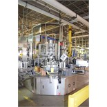 Sidel 2006 Alfa Adhesive F35 16T S4/E2 16 Station Pressure Sensitive Labeler -Can run all kinds of