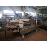Meyer Compact Series M Drop Case Packer, Currently Set up for 4x6-24 Packs (Located in San