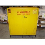 Flamable Cabinet (Located in Minneapolis)***MNN***