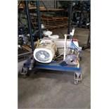 """2005 BUCKAU-WOLF SUPRATON (BWS) Model S200.74-15 Inline Mixer / Homogenizer, Dimensions: 42"""" x 36"""" x"""