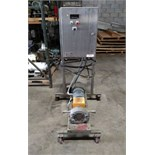 2007 Zenith Metering Pump, Model 60-20000-2422-4, S/N Z505245, Skid Mounted with S.S Control