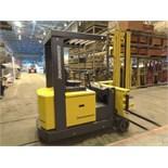 Make: Jungheinrich Model: EFX125SX120/606DZ-SF Hours: 0 Lifting Capacity: 3,000 lbs Raised Height: