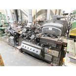 WADKIN FD 1172 6 HEAD MOULDER, 4 X 8, 180 F/MIN, JOINTED, 230/460V, VARIABLE FREQUENCY DRIVE