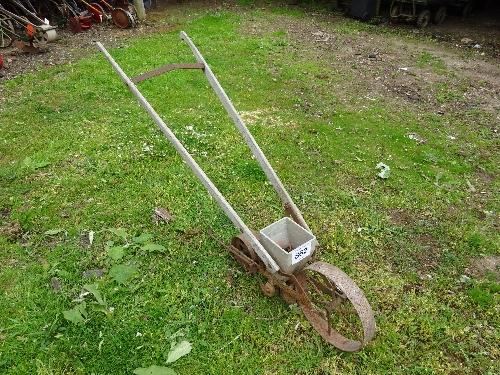 Lot 862 - Single row push drill