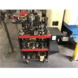 Huot Toolscoot Cart w/ Tooling