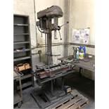 Clausing Floor Drill Press, Model 1810, S/N 006509
