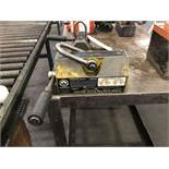 Mag-Mate PNL1600 Powerlift Magnet, Rated Lifting Capacity: 0-1,600 Lbs, Magnet Weight: 51 Lbs.