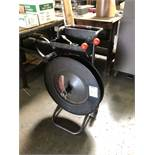 Uline Industrial Strapping Cart w/ Strapping Tools; Comes w/ Spare Strapping Pusher Seals and