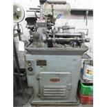 TRAUB AUTOMATIC SCREW MACHINE; MODEL A15