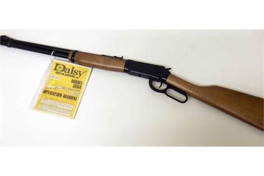 daisy 177 b b air rifle model 1894 winchester under lever type rh the saleroom com daisy model 1894 bb gun manual daisy model 1894 manual pdf