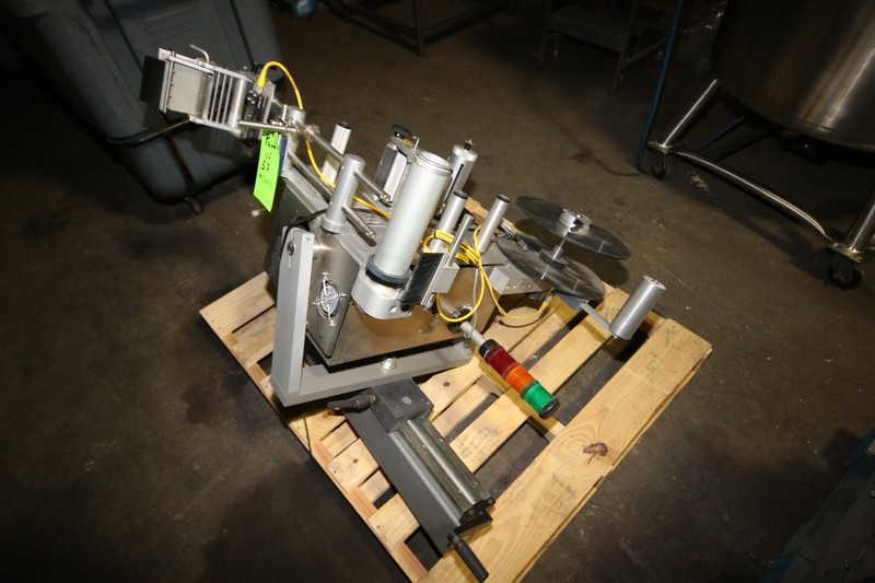 Lot 57 - Sig Pack System Flow Wrapper, Type HBL, S/N S-0763-HBL-021 (LOCATED IN FT. WORTH, TX)