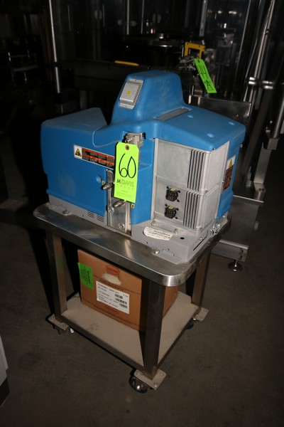 Lot 60 - Nordon ProBlue 7 Glue Pot, S/N SA12F86443, on S/S Portable Cart (LOCATED IN FT. WORTH, TX)