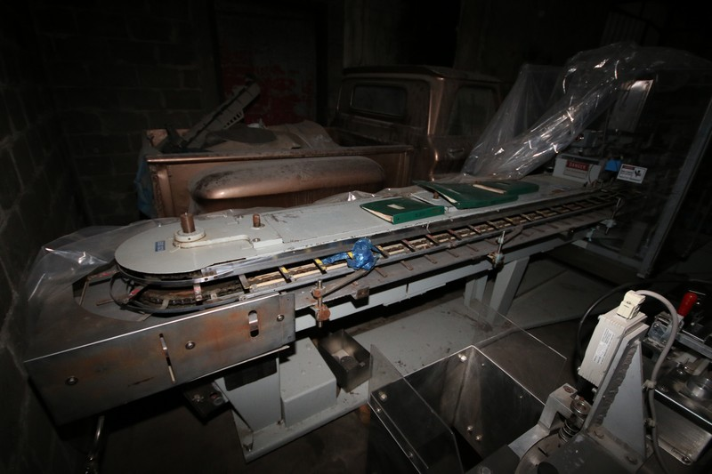 Lot 56 - Jones Cartoner, S/N 3381, 230 Volts, 3 Phase, with Infeed Conveyor (LOCATED IN FT. WORTH, TX)