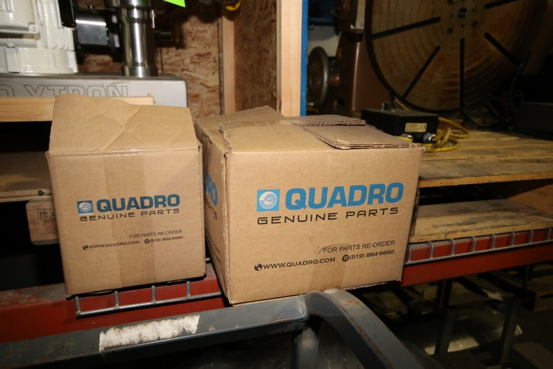 Lot 15 - NEW 2011 Quardro Ytron Tri-Blender, S/N ZLO-0119, with 4-1/2 Total hp, 6500 RPM, with 1 hp