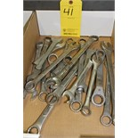 ASSORT WRENCHES