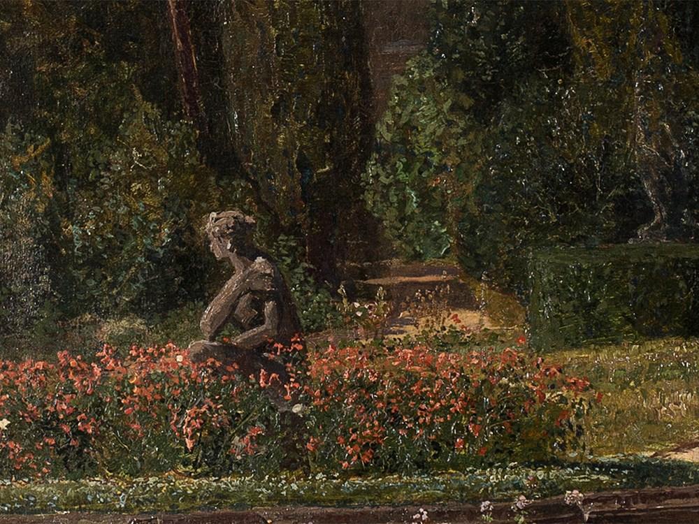 Canvas Villa D Este