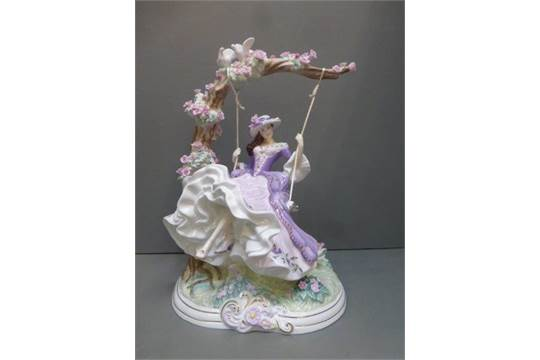 Royal Worcester Limited Edition Figurines