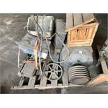 Motor large and breaker box