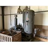 Air Compressor, diesel engine drive