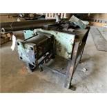 Press, hydraulic horizontal