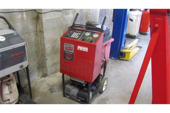 robinair enviro charge refrigerant recovery recycling recharging rh bidspotter com
