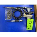 Hydraulic Wire Wrap Tools and Adjustable Hand Clutch Straight Screwdrivers