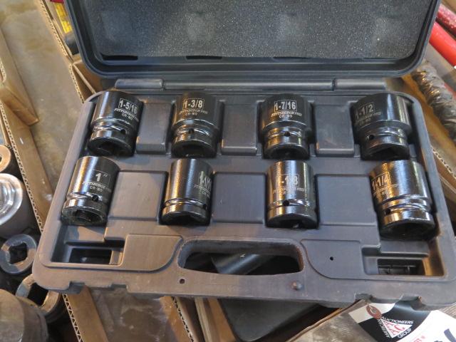 Lot 891 - Misc Socket Sets