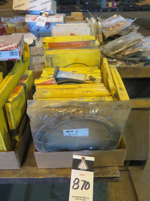 Lot 870 - Tweco MIG Gun Wire Conduits