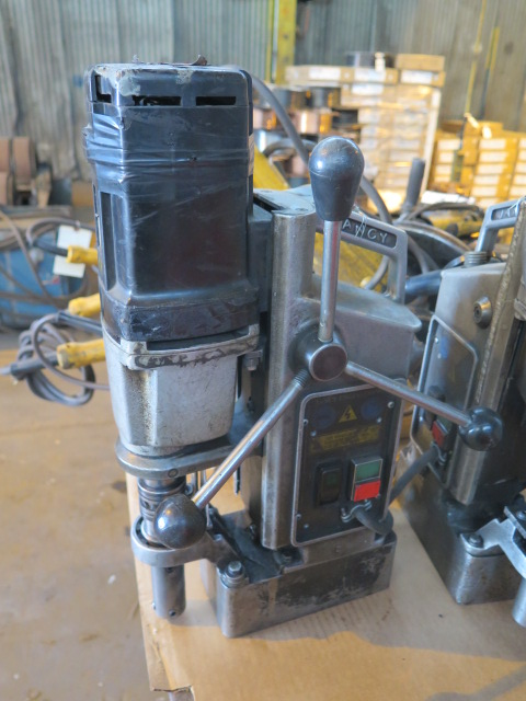 Lot 767 - Jancy Magnetic Base Core Drill