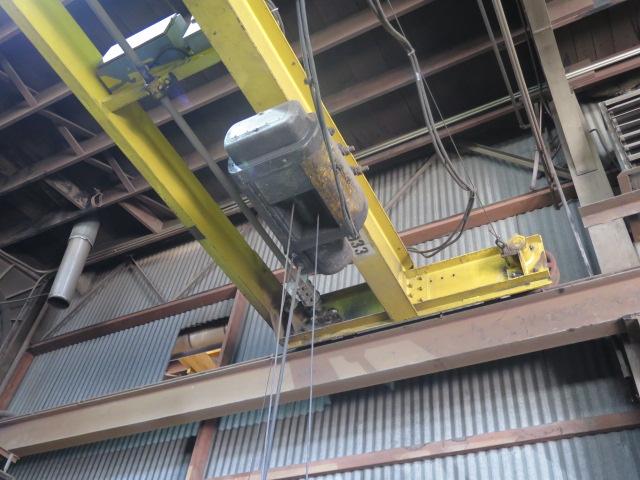 Lot 754 - 1 1/2 To Beidge Crane