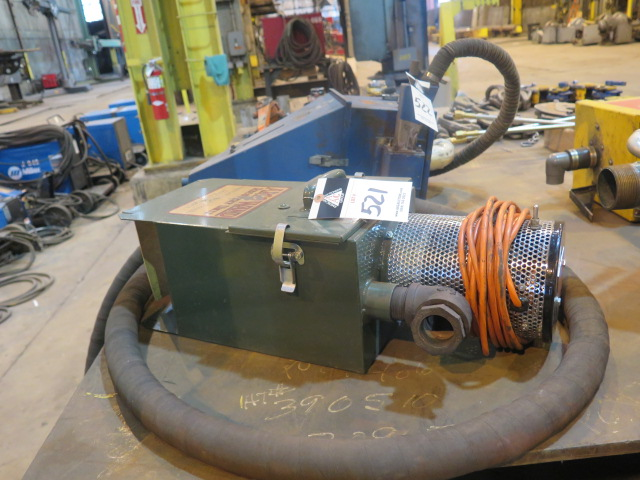 Lot 521 - Arco Wand mdl. F100 Recovery Unit
