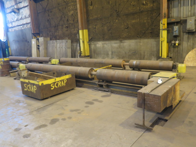 Lot 515 - 40' Power Tank Rolls