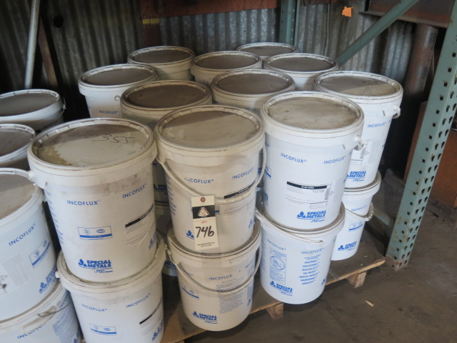 Lot 746 - Incoflux N100-50B5 Exotic Metals Submerged Arc Flux