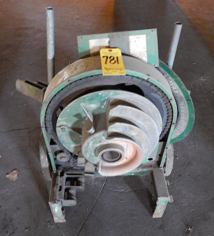 greenlee machine