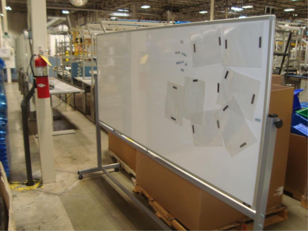 Dry Erase White Board - Image 9 of 16