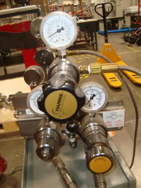 Fixed Gas Mixer System - Image 15 of 22