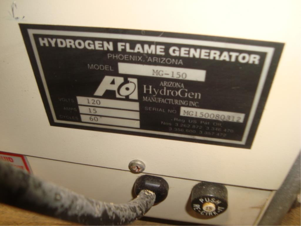 Hydrogen Flame Generator - Image 13 of 14