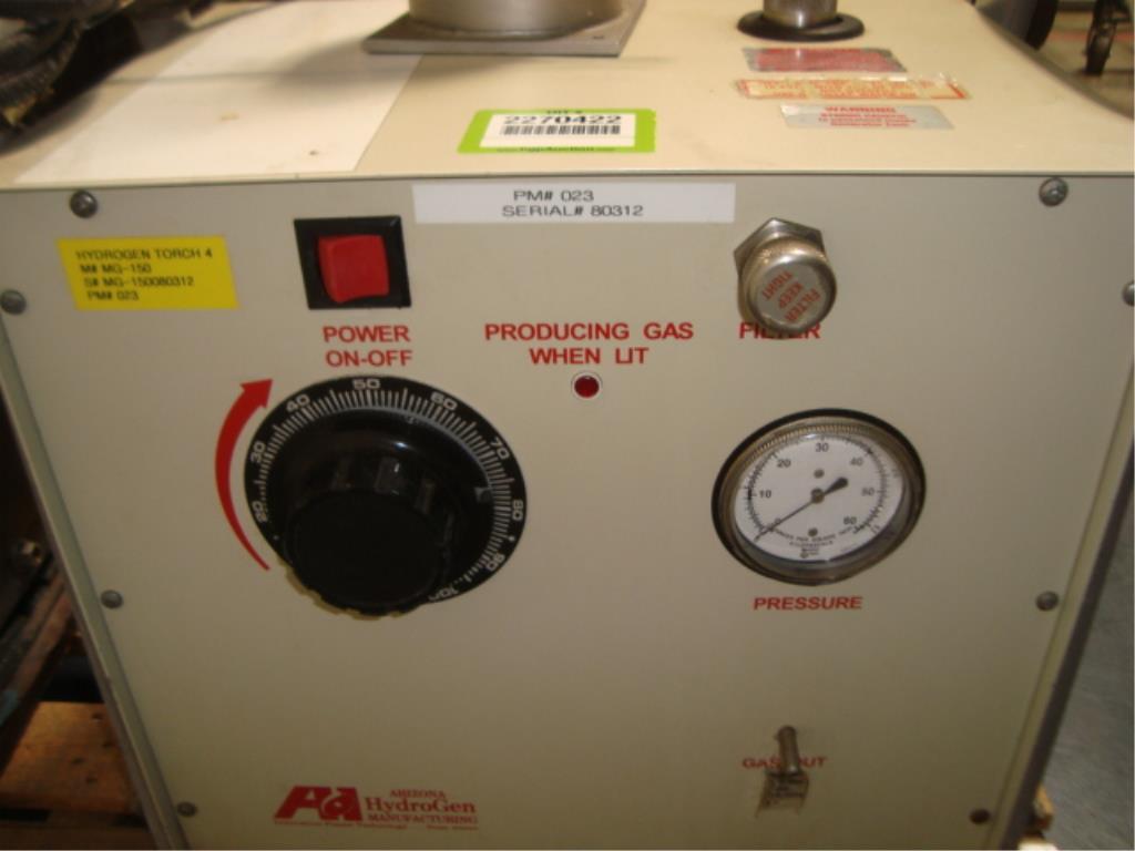 Hydrogen Flame Generator - Image 5 of 14