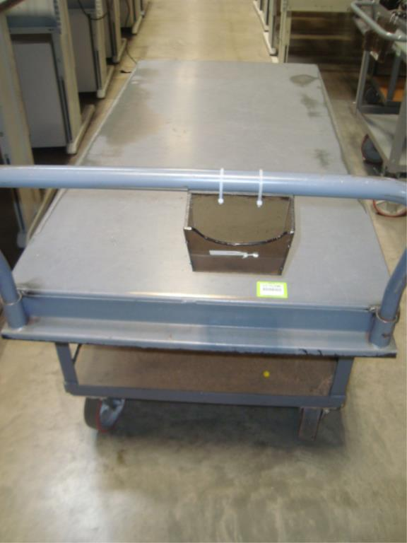 Heavy Duty Mobile Material Cart - Image 9 of 12