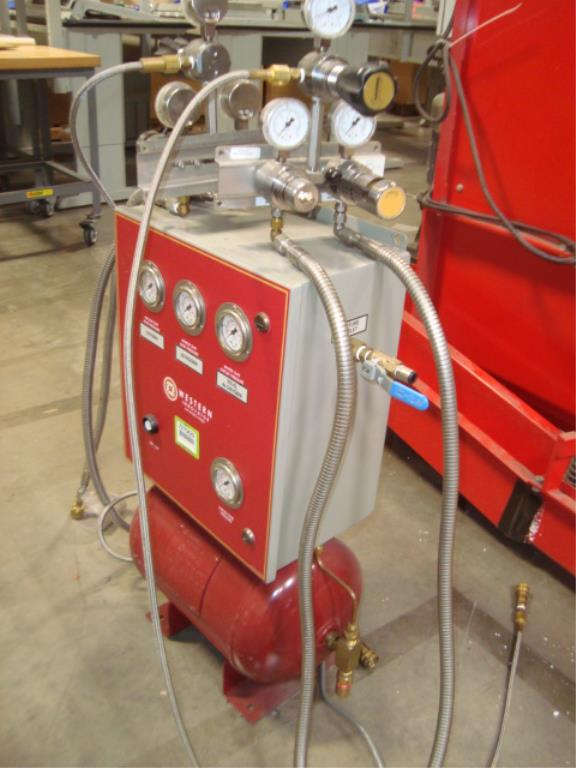 Fixed Gas Mixer System - Image 3 of 22