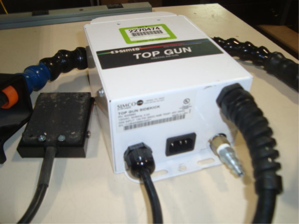 Ionizing Air Gun System - Image 3 of 10