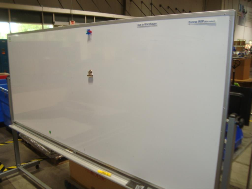 Dry Erase White Board - Image 3 of 16