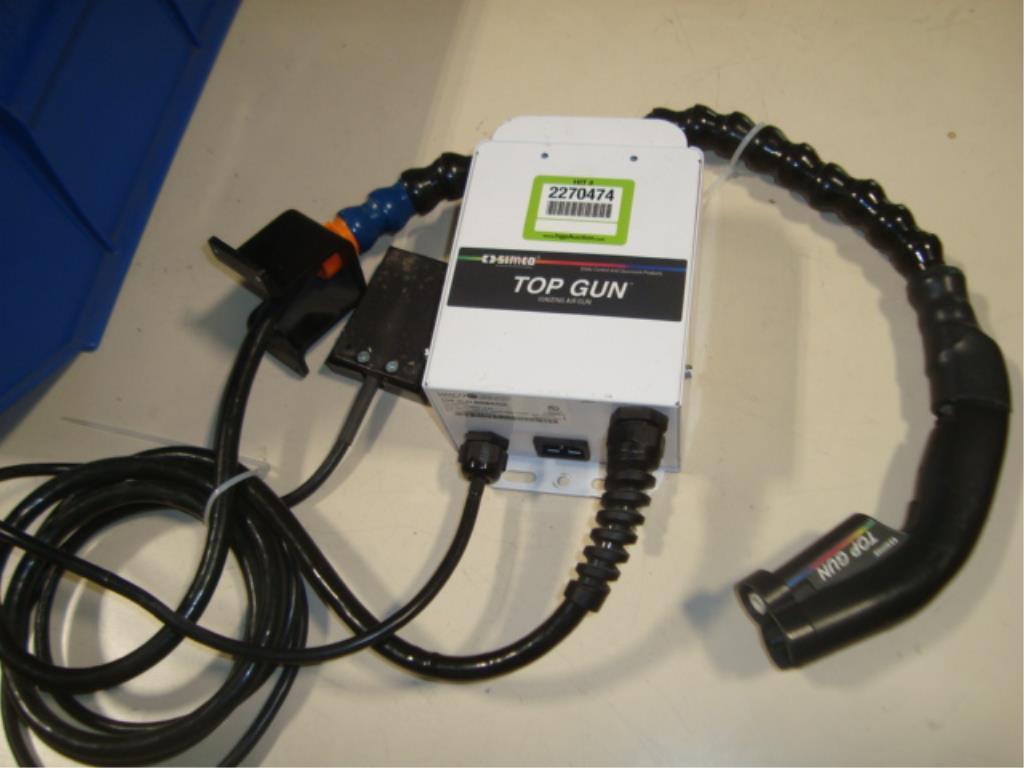 Ionizing Air Gun System