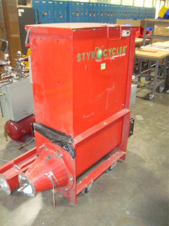 StryoCycler Screw Compactor System - Image 4 of 20