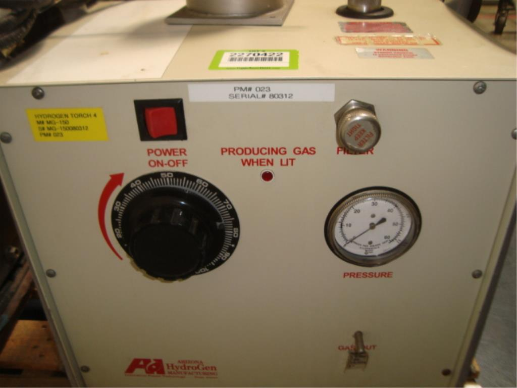 Hydrogen Flame Generator - Image 6 of 14