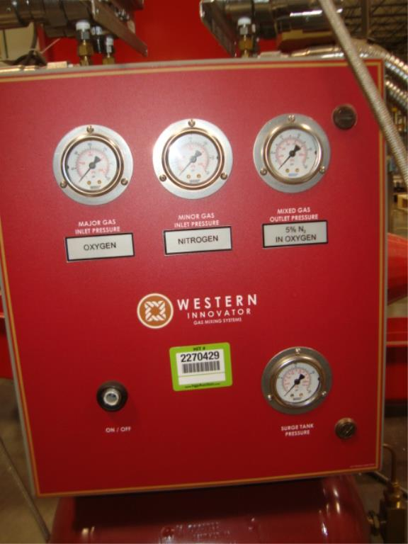 Fixed Gas Mixer System - Image 6 of 22