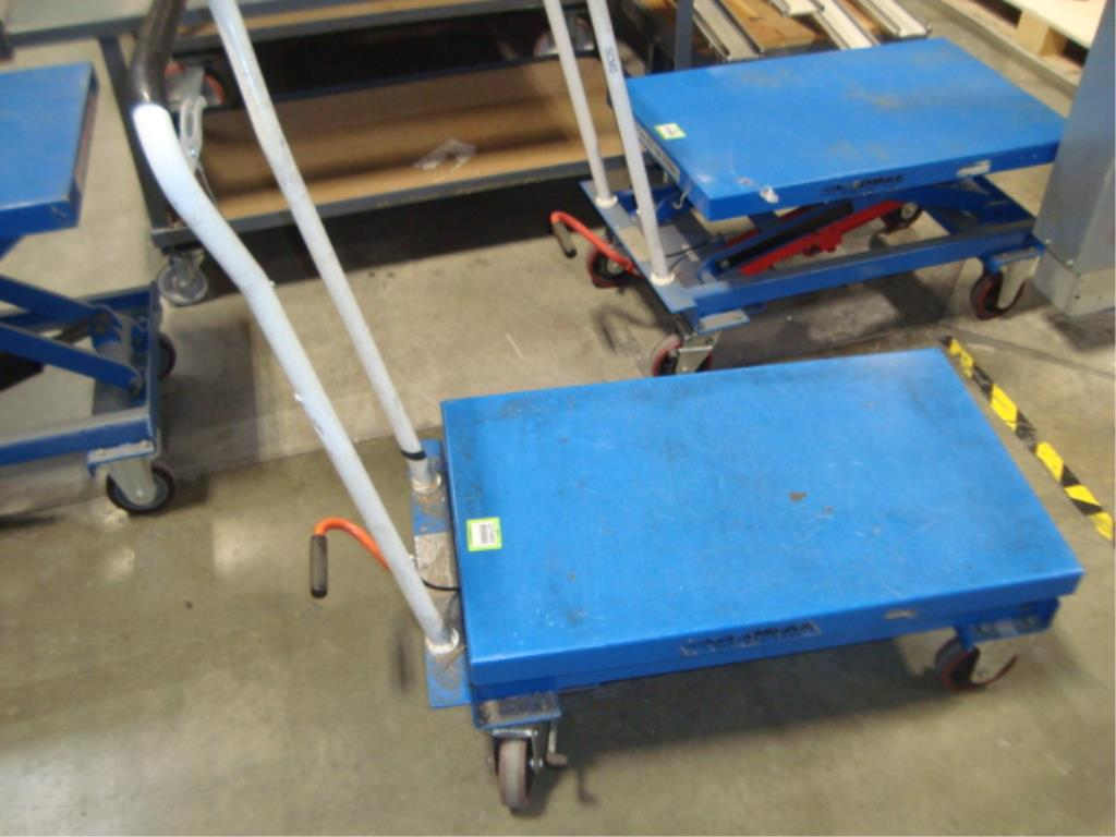 Hydraulic Lift Table - Image 11 of 12