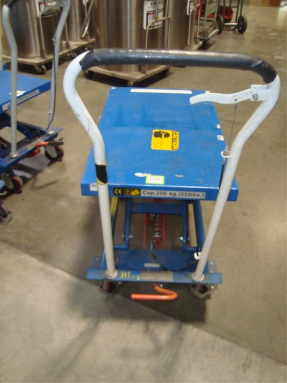 Hydraulic Lift Table - Image 6 of 8